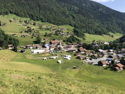 Village du Reposoir