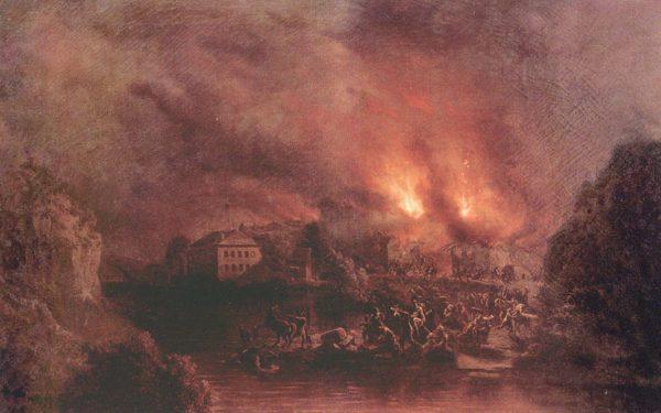 Balade Patrimoniale : Cluses, cité incendiée, cité reconstruite
