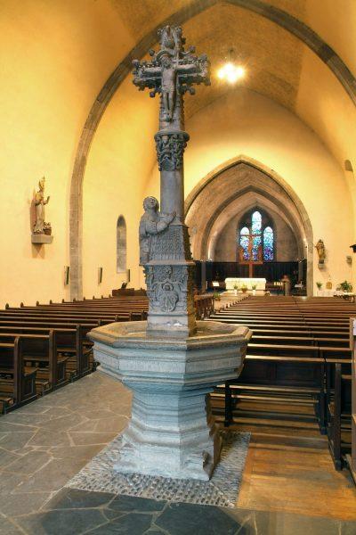 Balade Patrimoniale : «Deux églises pour Saint-Nicolas»