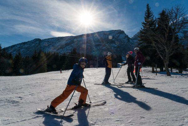 Domaine skiable de Mont-Saxonnex