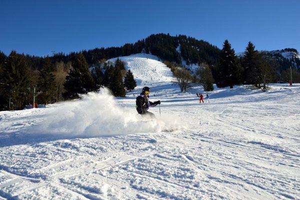 Domaine skiable de Romme