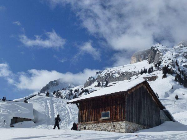 La Cha – Randonnée hivernale