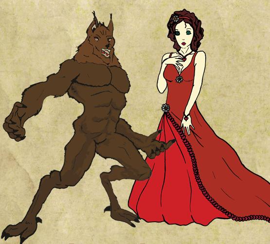L'Estampoyû et la Princesse du Bargy