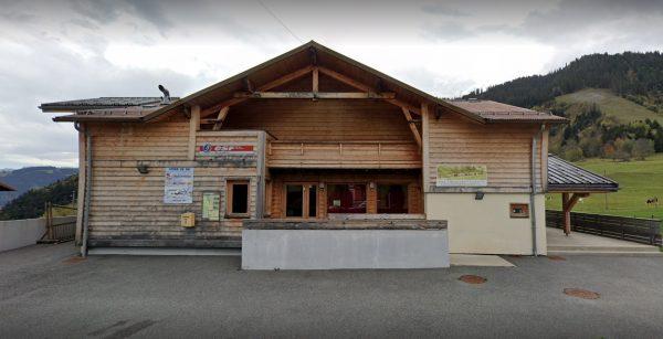 Foyer de ski – snack-bar