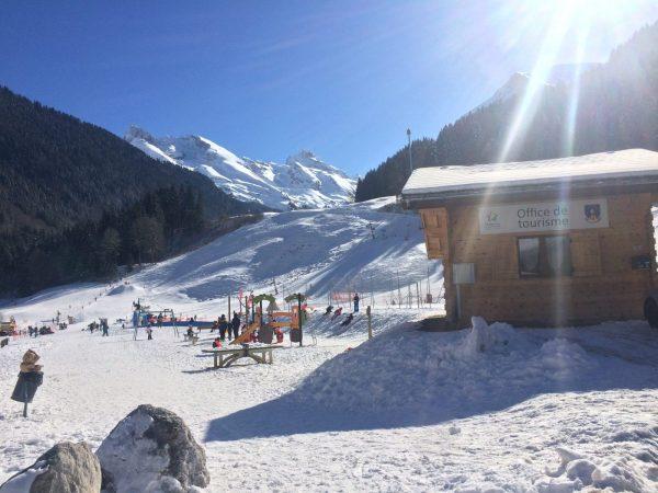 Domaine skiable du Reposoir